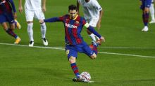 Five-star Barcelona hungry for goals and feast on Ferencvaros