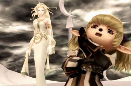 Shantotto invades Final Fantasy Dissidia, laughs manically, kills Tidus
