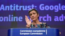 La UE impone nueva multa multimillonaria a Google por abuso de posición dominante