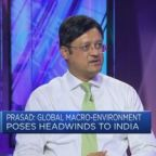 Discussing the potential impact of the US-China trade war on India