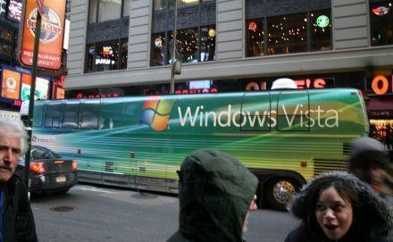 Live at the Windows Vista launch event