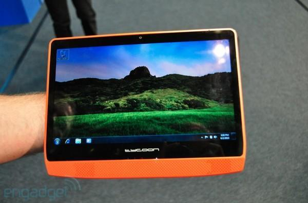 FIC launches 10.1-inch Windows 7 Tycoon tablet, prices it at $660