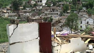 Raw: Aftermath, Rescue Efforts After China Quake