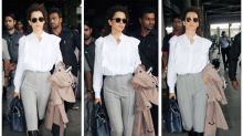 Kangana Ranaut Can Pair Checked Patterns With Perfection And So Can You!