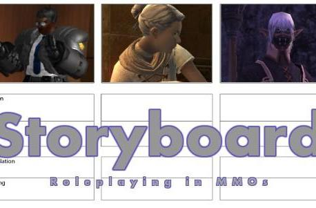 Storyboard: Archetype discussion - the Mentor