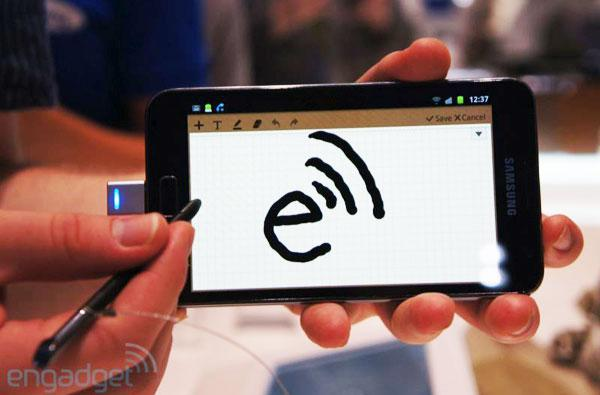 Samsung offers up the Galaxy Note's goodies, makes kernel source code available