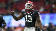 Giants reveal jersey number for former UGA OLB Azeez Ojulari