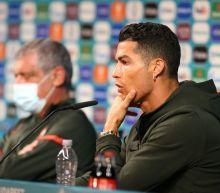 Coca-Cola's market value drops $4 billion after Ronaldo's snub