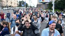Protests in Belarus after opposition barred from ballot