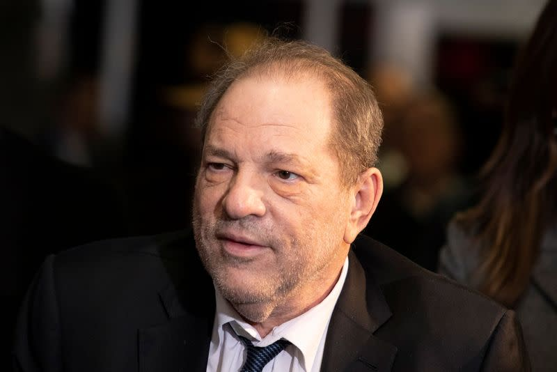 Harvey Weinstein convicted on 2 charges in rape trial