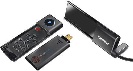 Switched On: TakeTV is SanDisk's flash drive-in
