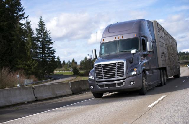 'Platoons' of autonomous Freightliner trucks will drive across Oregon