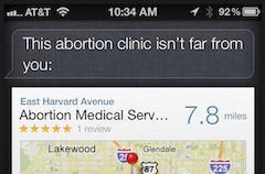 Debunked: Ridiculous claims of 'pro-life' bias in Siri (Update: Apple responds)