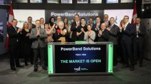PowerBand Solutions Inc. Opens the Market