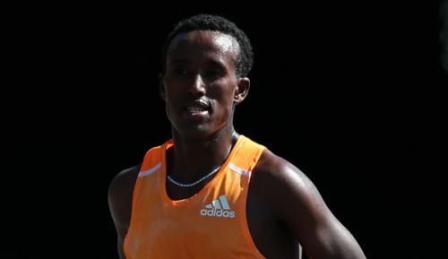 Leichtathletik: Äthiopier Mekonnen gewinnt Hamburg-Marathon