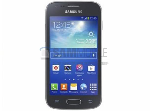 Samsung Galaxy Ace 3 possibly spied posing for official imagery