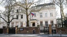 Russian Embassy claims UK-based cyber attack launched against its website