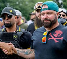 Proud Boys organizer Joe Biggs charged in Capitol riot