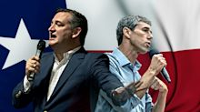 Beto still trails Cruz in Texas Senate polling