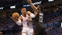 In Game 3, Russell Westbrook broke the Rockets' control by exercising some of his own