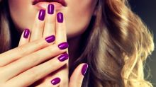 You may want to rethink those gel nails