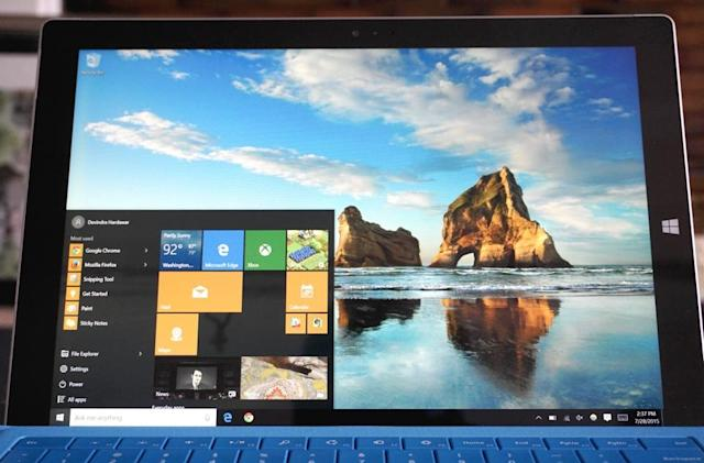 Microsoft shows off first Windows preview since release