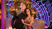 HRVY gets 'Strictly's' first perfect score of the series - and it's Janette Manrara's first full marks ever
