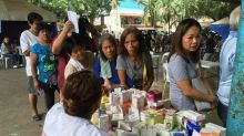 Over 350 benefit from Chan-led outreach program
