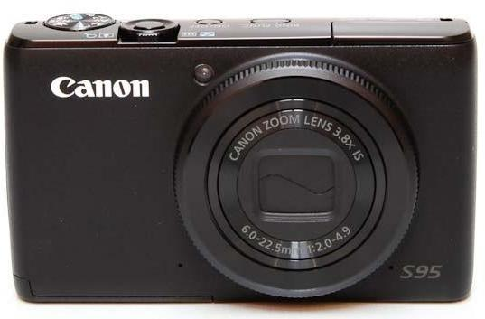 Canon's PowerShot S95 gets reviewed, found to be worthy S90-successor