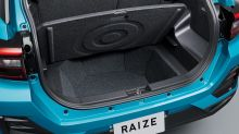 Toyota Launches New Crossover Model, the Toyota Raize