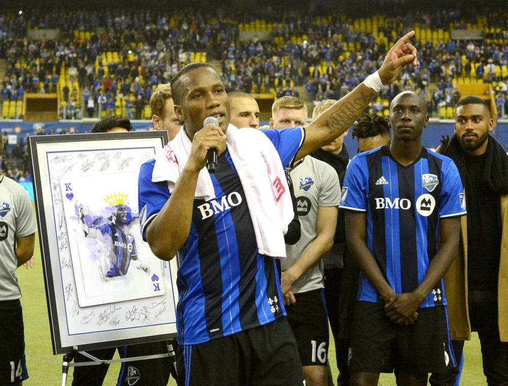 """Após recusar Corinthians, Drogba assina com time da """"segundona"""" dos EUA"""