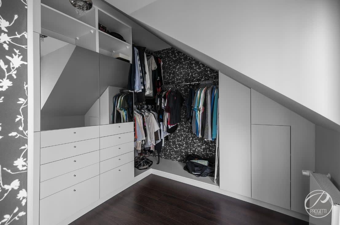11 verblüffende Kleiderschrank Ideen für kleine Räume