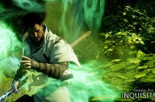 Dragon Age gets Dorian, a gay guy with a 'stache of magic