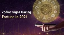 These Zodiac Signs Will Enjoy Good Fortune in 2021