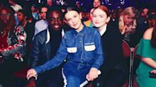 Millie Bobby Brown Wore a #NeverAgain-Inspired Jacket to the Kids' Choice Awards