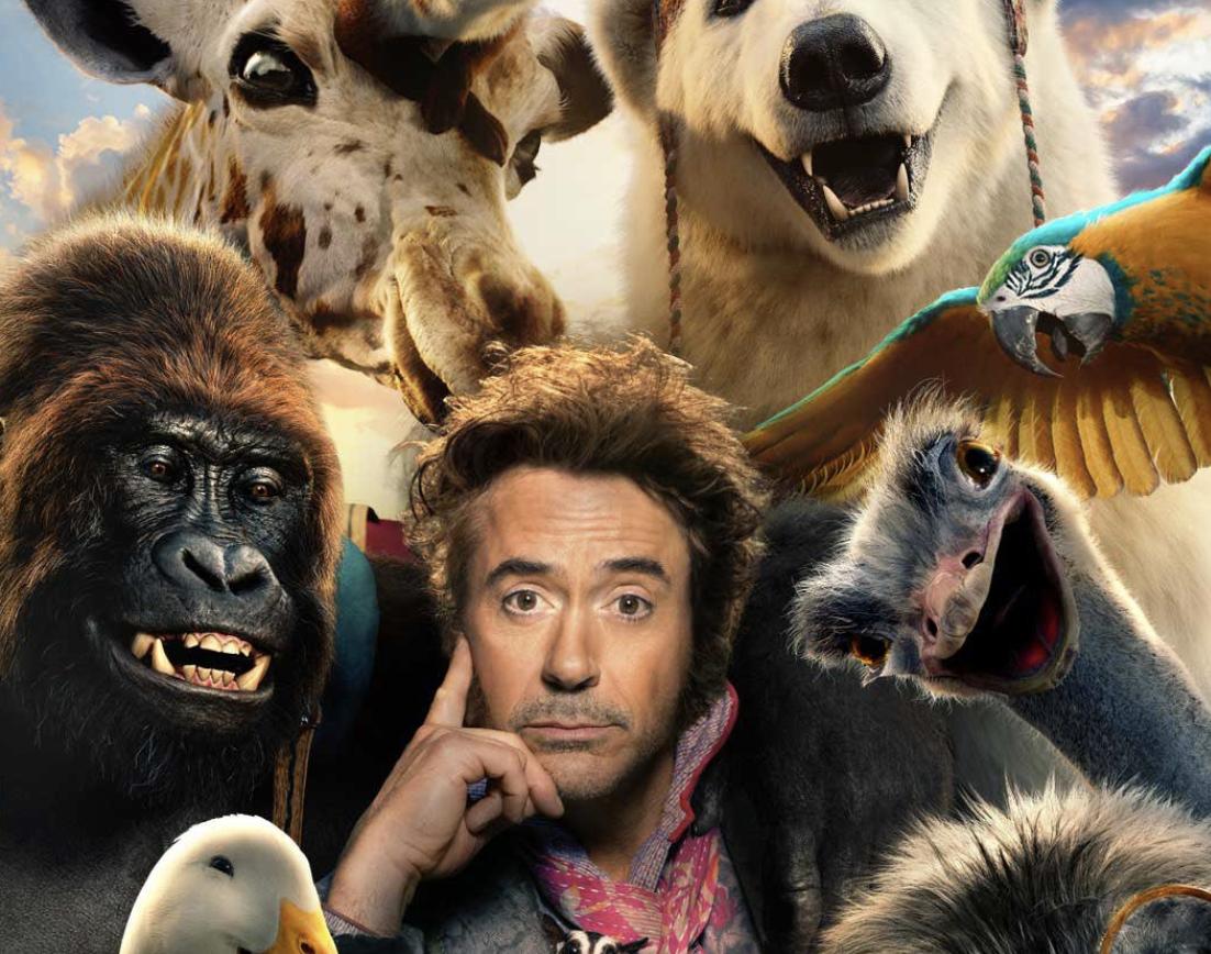 Robert Downey Jr. is the ultimate animal whisperer in first trailer for 'Dolittle'