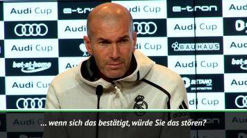 Golf statt Reha? Zidane zu Bale-Abwesenheit