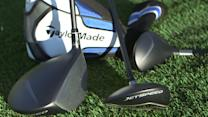 TaylorMade's JetSpeed driver and fairway wood
