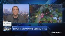 Founder of one of esports' biggest teams talks competing ...