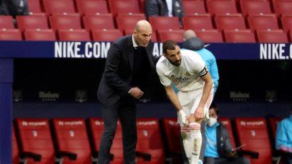 Récord con gol salvador de Benzema