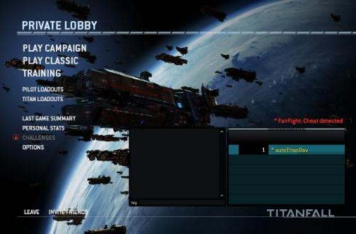Titanfall cheaters pool live on PC now, here's how it works