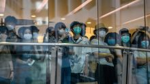 China clashes with US over new Hong Kong security law