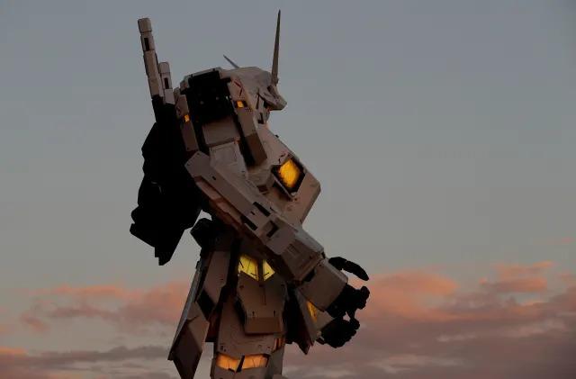 Netflix is working on a live-action Gundam movie