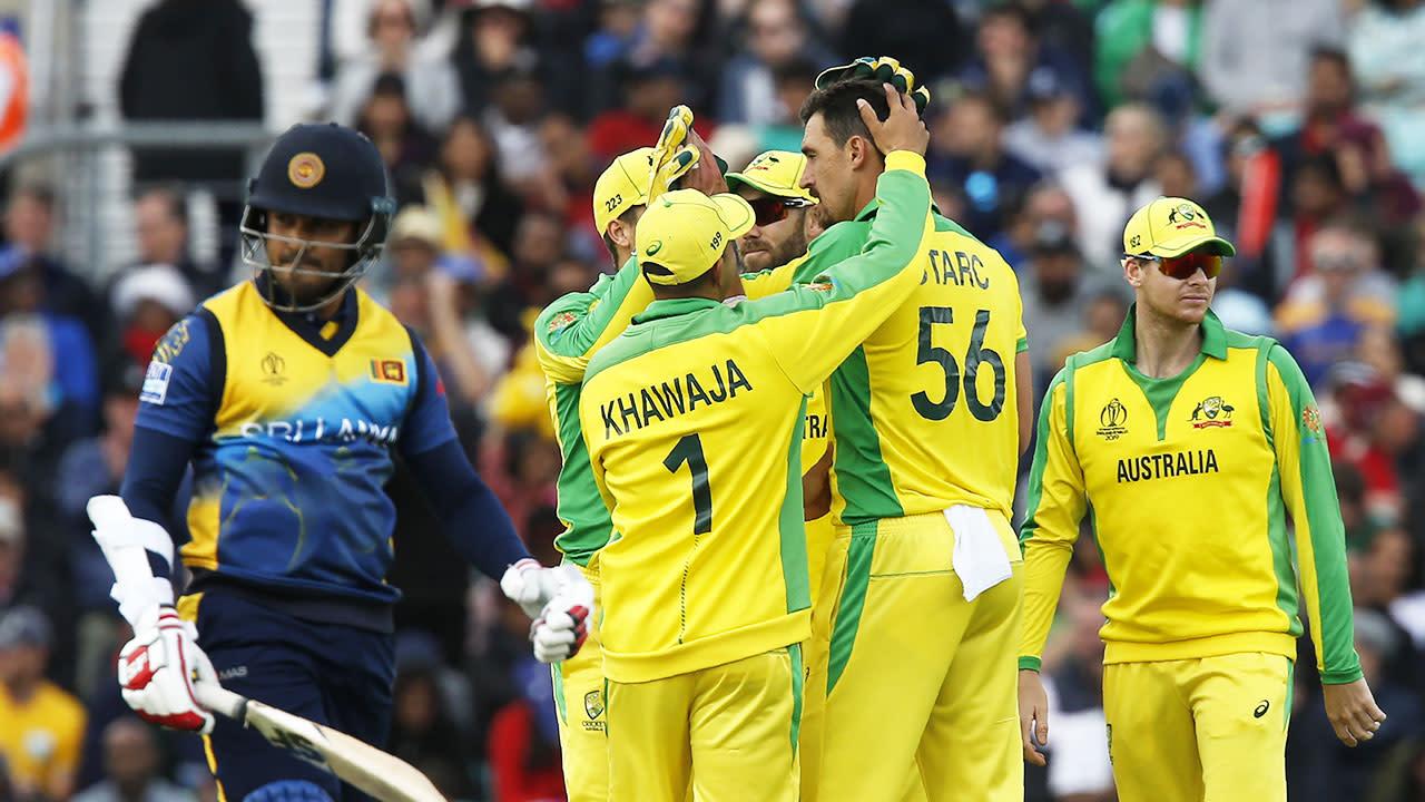 Salty Sri Lanka's angry snub after big loss to Australia