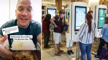 Man reviews secret McDonald's menu item