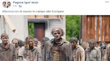 Berlusconi zombie, l'ironia del leghista Iezzi