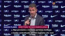 """Planes: """"Vogliamo che Messi resti"""""""