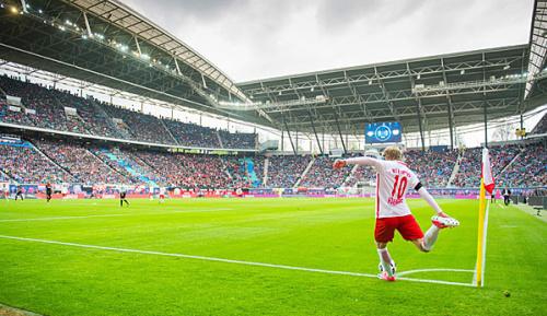 Bundesliga: RB Leipzig strebt Internationalisierung an