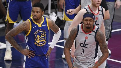 Beal roasts Bazemore: 'You a straight LAME'