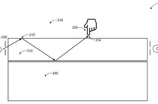 Microsoft patent application would automatically disinfect grimy touchscreens (update: related tech)